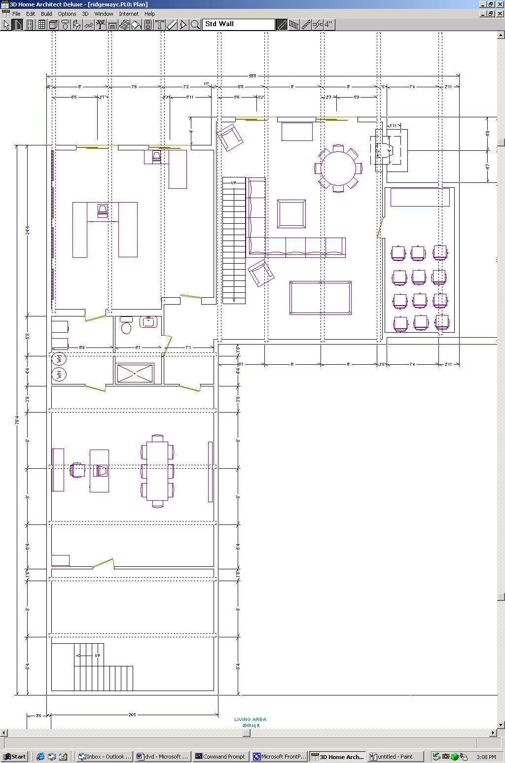 3d home architect plan
